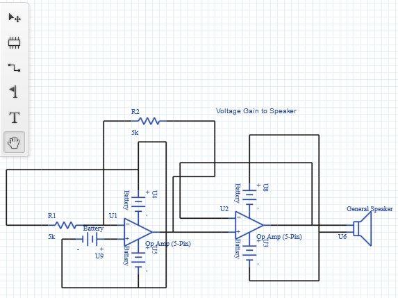 create electronic circuit diagrams