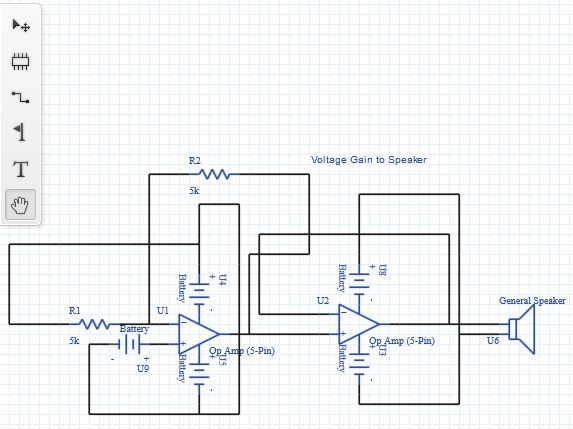 create electronic circuit diagrams
