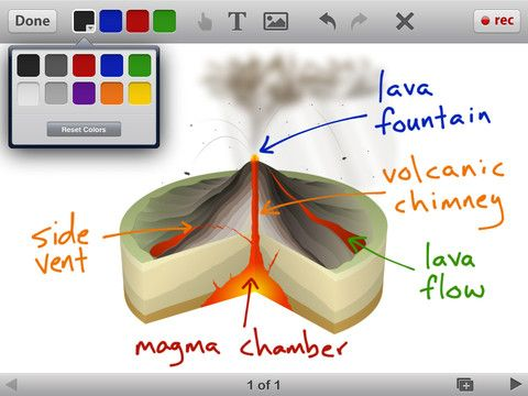 Educreations2   Educreations Interactive Whiteboard: Watch And Create Educational Videos [iPad]