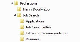 managing computer files folders