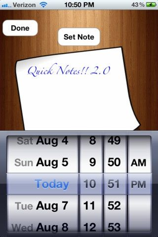 note-taking app for ios