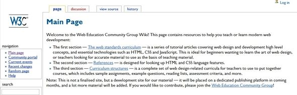 Learn To Code: 10 Free And Fantastic Online Resources To Hone Your Skills W3C Wiki