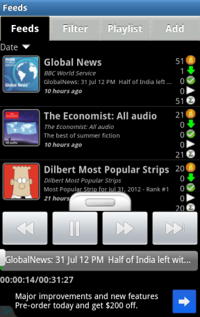 best android podcast apps