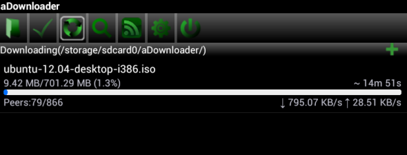 adownloader-on-android