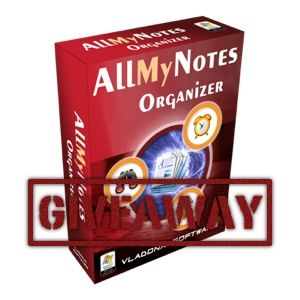 Organize Yourself with AllMyNotes Organizer Deluxe Edition [Giveaway]