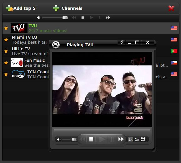Download and Record Music For Free Using Audials One 9 audials one music tv