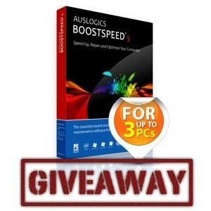 Speed Up & Maintain Your PC With Auslogics BoostSpeed 5.4 [Giveaway]