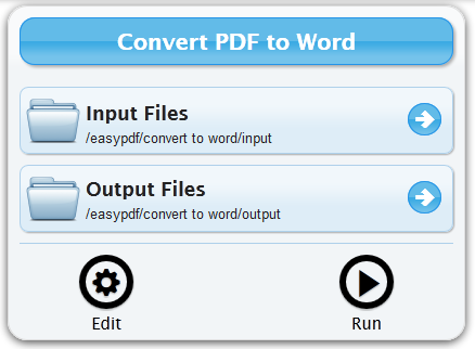 easy pdf cloud1   EasyPDFCloud: Easily Convert Documents To PDF, Word, & Image Formats