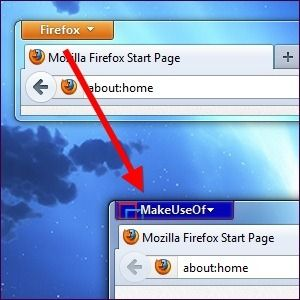 How To Customize The Orange Bar Menu In The Firefox Browser