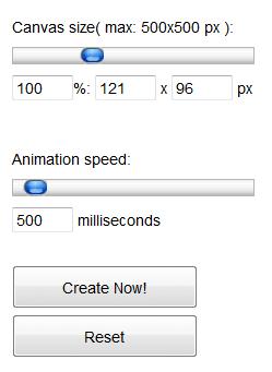 GIF Maker: Create, Resize, Reverse & Split GIF Animations gif maker1