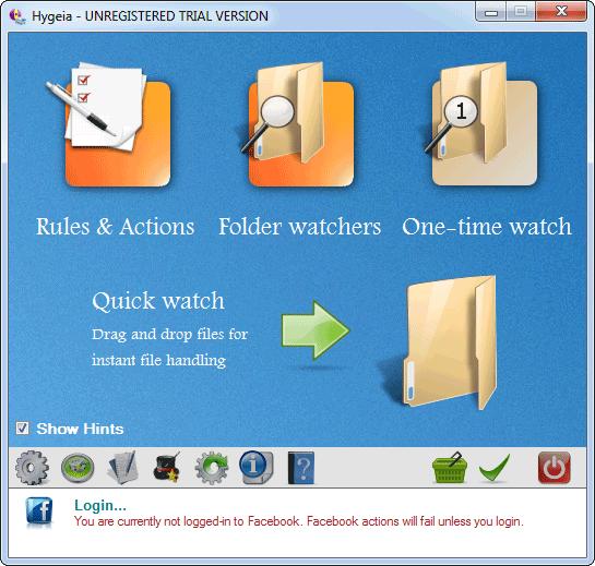 automate tasks on windows