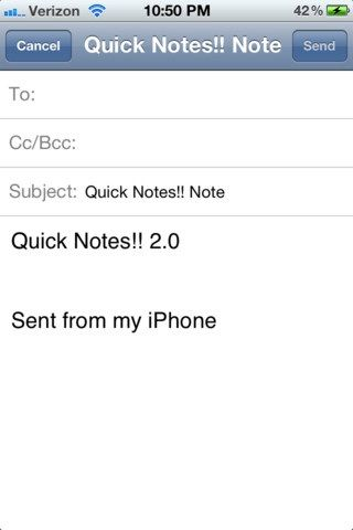 quick-notes
