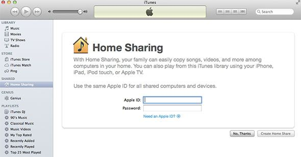 copy itunes from one mac to another