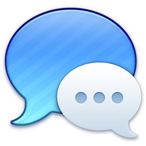 Bye Bye iChat: Getting Started With The New OS X Messages App [Mountain Lion] messagesicon