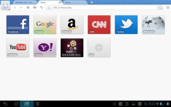 7 Browsers That Are Better Than the Native Android Browser mobilebrowser12