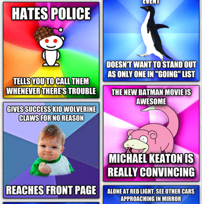 create memes