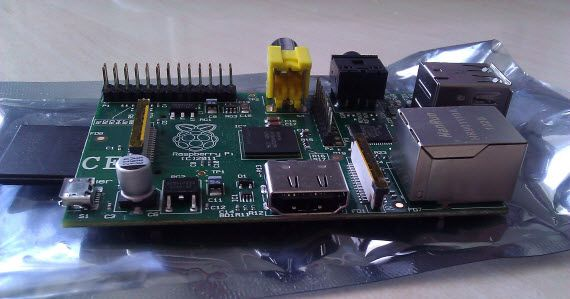 getting started raspberry pi