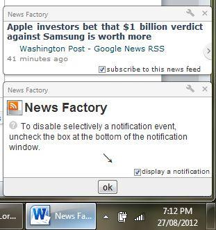 news factory,