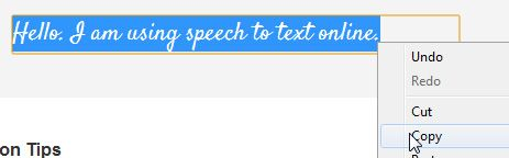 online dictation1   Online Dictation: Have Your Speech Converted to Text Online