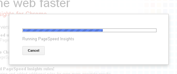 check how fast your website is