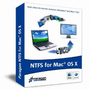 Paragon NTFS For Mac OS X Review