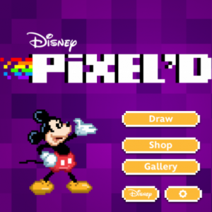 Use Pixel'd To Create Beautiful Pixel Art [iOS]