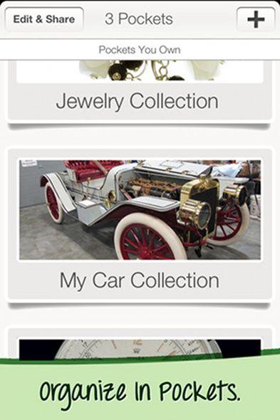 pocketory   Pocketory: Keep An Inventory List Of Your Possessions [iOS]