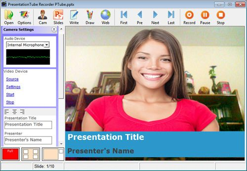 presentation tube   Presentation Tube: Create & Share Visually Appealing Presentations Online