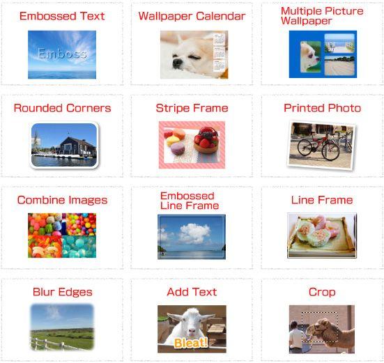 image manipulation tools