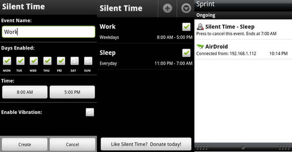 How To Automatically Silence & Restore Your Phone To Ringer