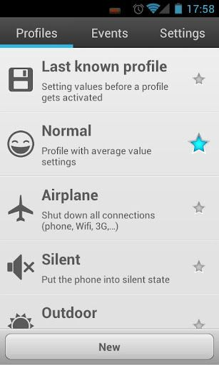 optimal android settings