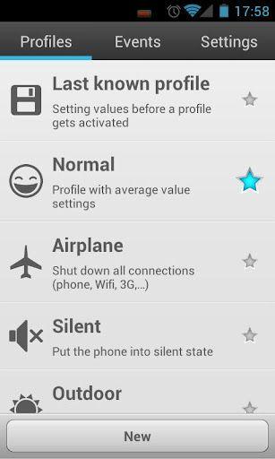 optimal android settings