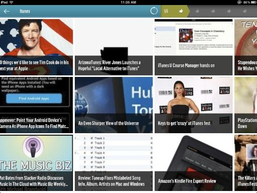 rss feed reader ipad app