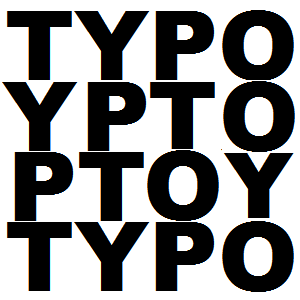 Why Typos Always Matter, Even Online & In Text Messages [Opinion]