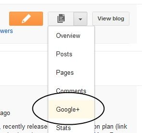Distributing Your Blog Content: The Best Auto-Posting Services Blogger Dropdown Google