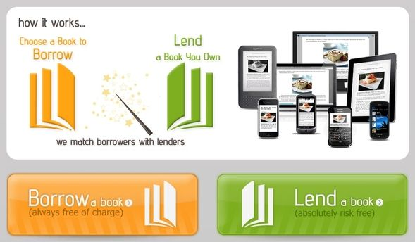 Where Can I Borrow eBooks From? BookLending
