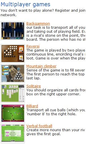 GamesOnline: A Large Collection Of Online Flash Games For You To Play Games