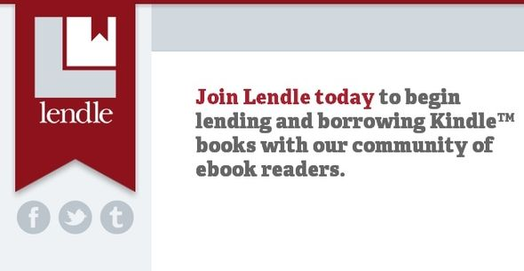 Where Can I Borrow eBooks From? Lendle 1