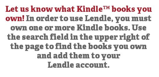 Where Can I Borrow eBooks From? Lendle 2