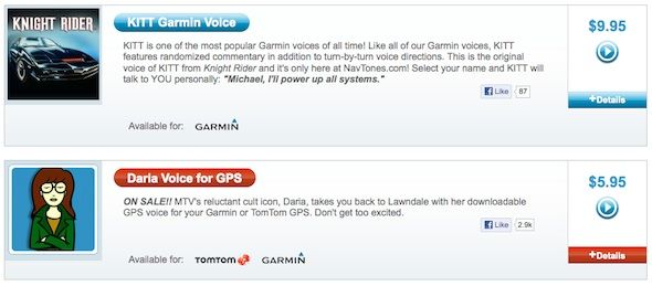 How To Pimp Your GPS With Free Sat Nav Voices NavTones Voices