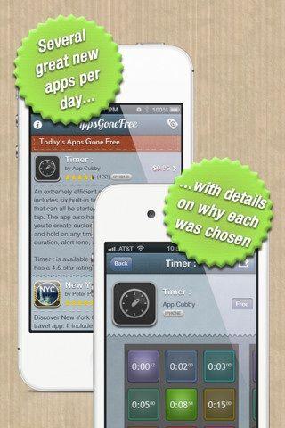 apps gone free