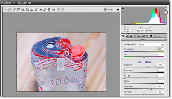 How to Fix Overexposed Photos in Photoshop Photoshop overexposed photo09
