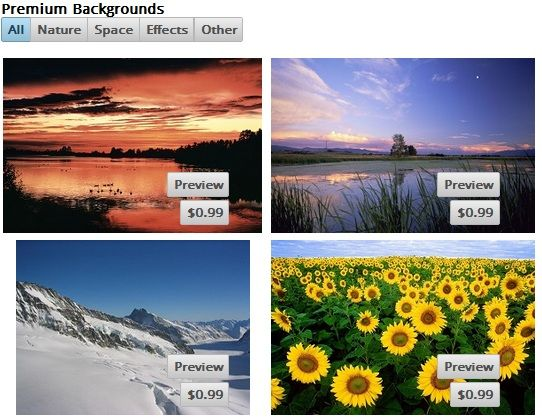 Facebook Background Changer: Set Custom Backgrounds For Your Facebook Interface [Chrome] Premium