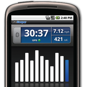 Keep Track Of Your Training Goals While You Workout With RunKeeper [Android]