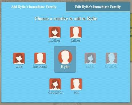 Rylie   Rootsy: Create a Family Tree & Share Pictures, Videos, & Stories With Your Tree Members