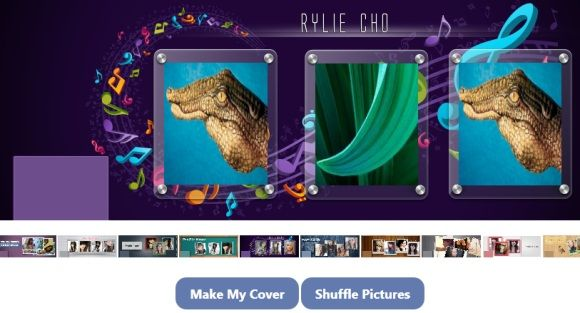 create facebook cover photos