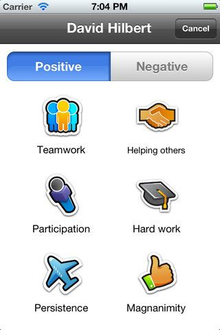 behavior reports for students