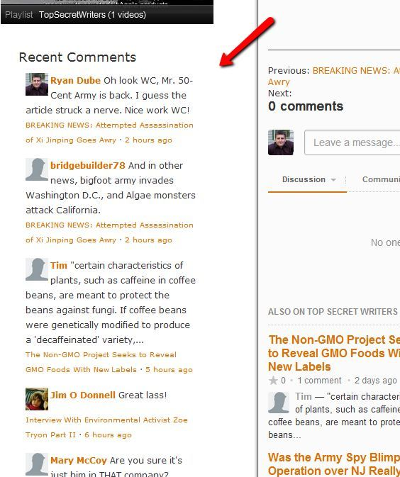 disqus comments blog