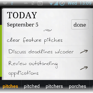 Rein In Your To-Do List With Do It (Tomorrow) [Android 2.1+]