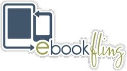 Where Can I Borrow eBooks From? eBookFling Logo